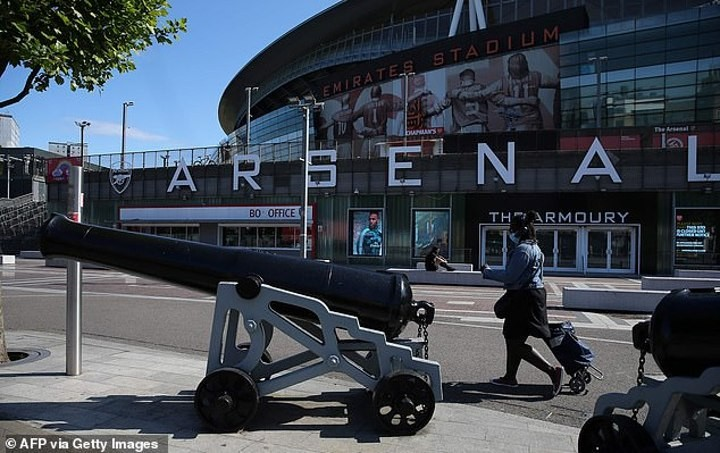 Arsenal 'axe senior scouts across Europe' as financial impact of coronavirus crisis increases