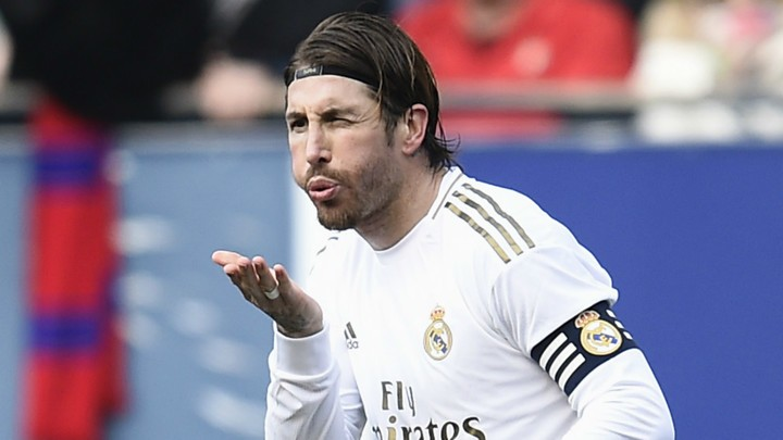 'Ramos retiring at the new Bernabeu would be perfect'
