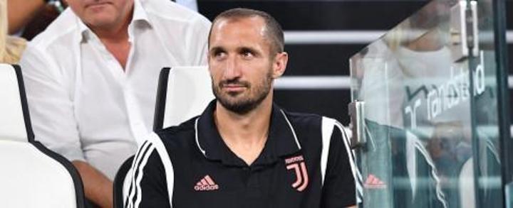 Chiellini & Higuain in Juventus squad for Coppa Italia Final