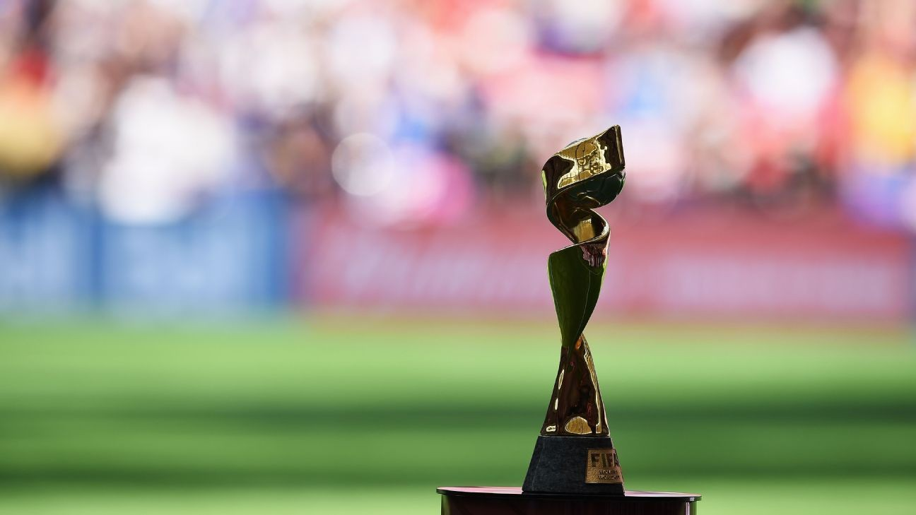 Australia and New Zealand named to host 2023 Women's World Cup