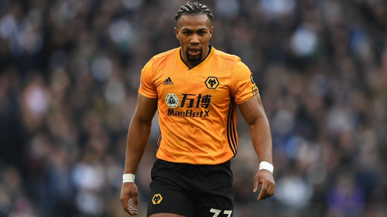 Transfer Talk: Liverpool make bid for Wolves speedster Traore
