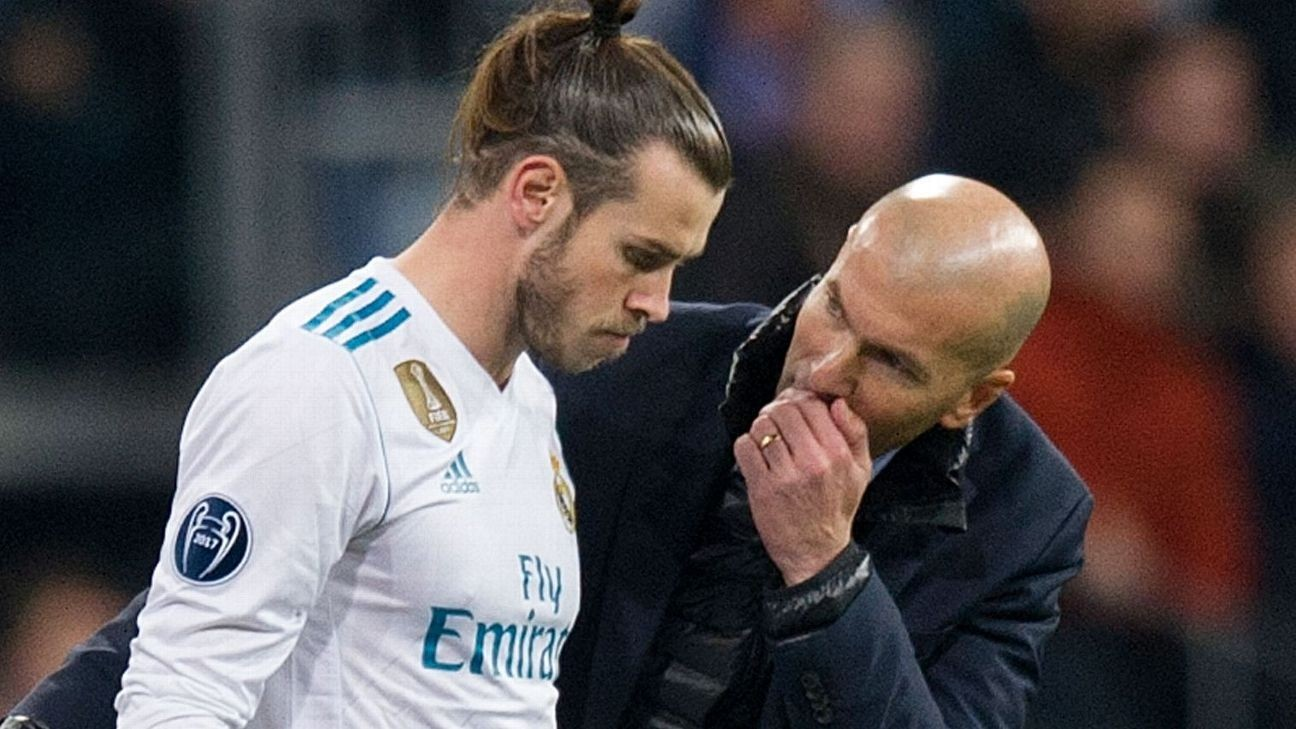 Bale and Zidane at breaking point: 'It's personal'
