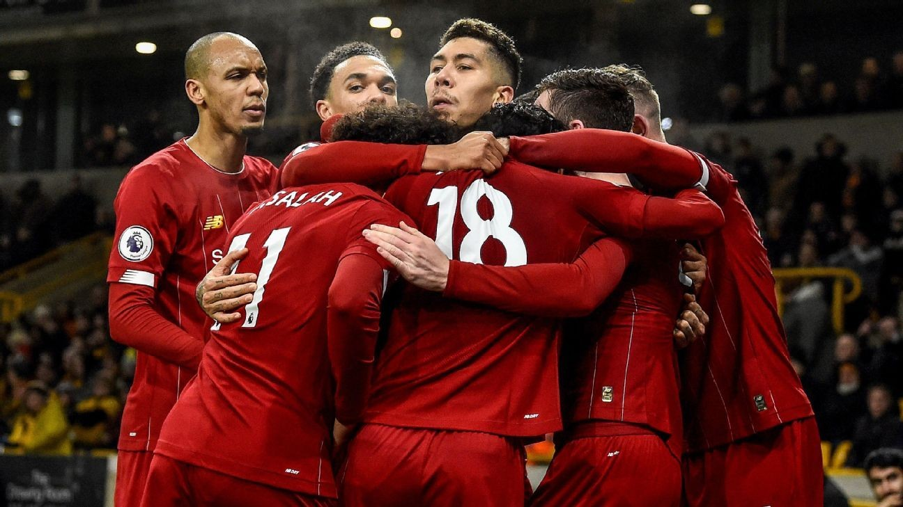 Which records have Liverpool broken and what's left?