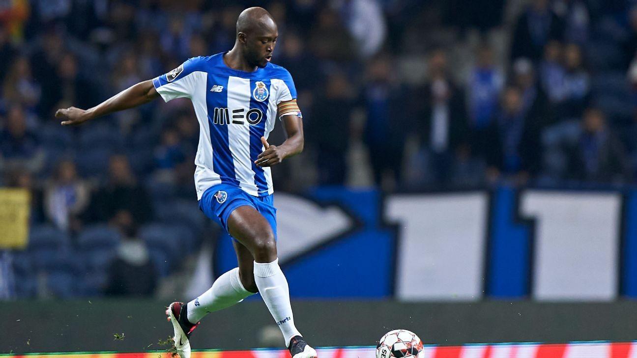 Sources: Arsenal eyeing Porto midfielder Danilo