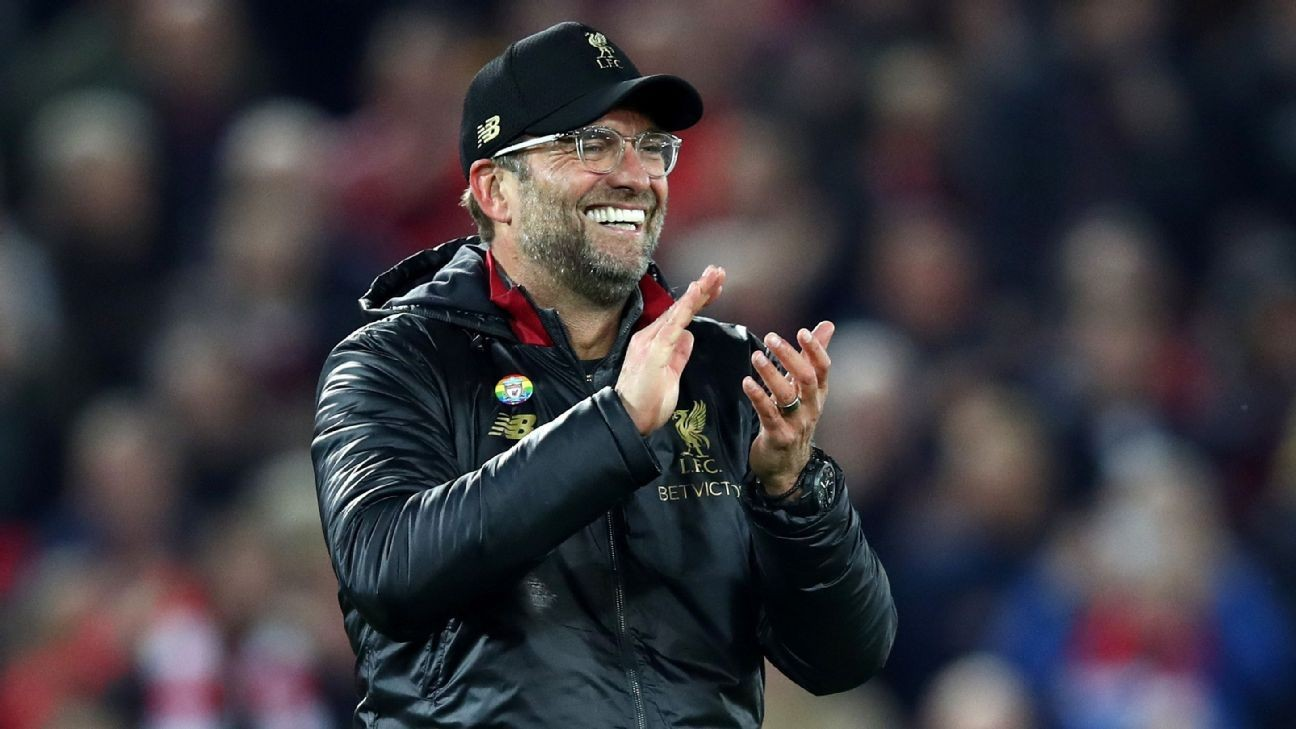 Klopp: Title win is just the start for Liverpool