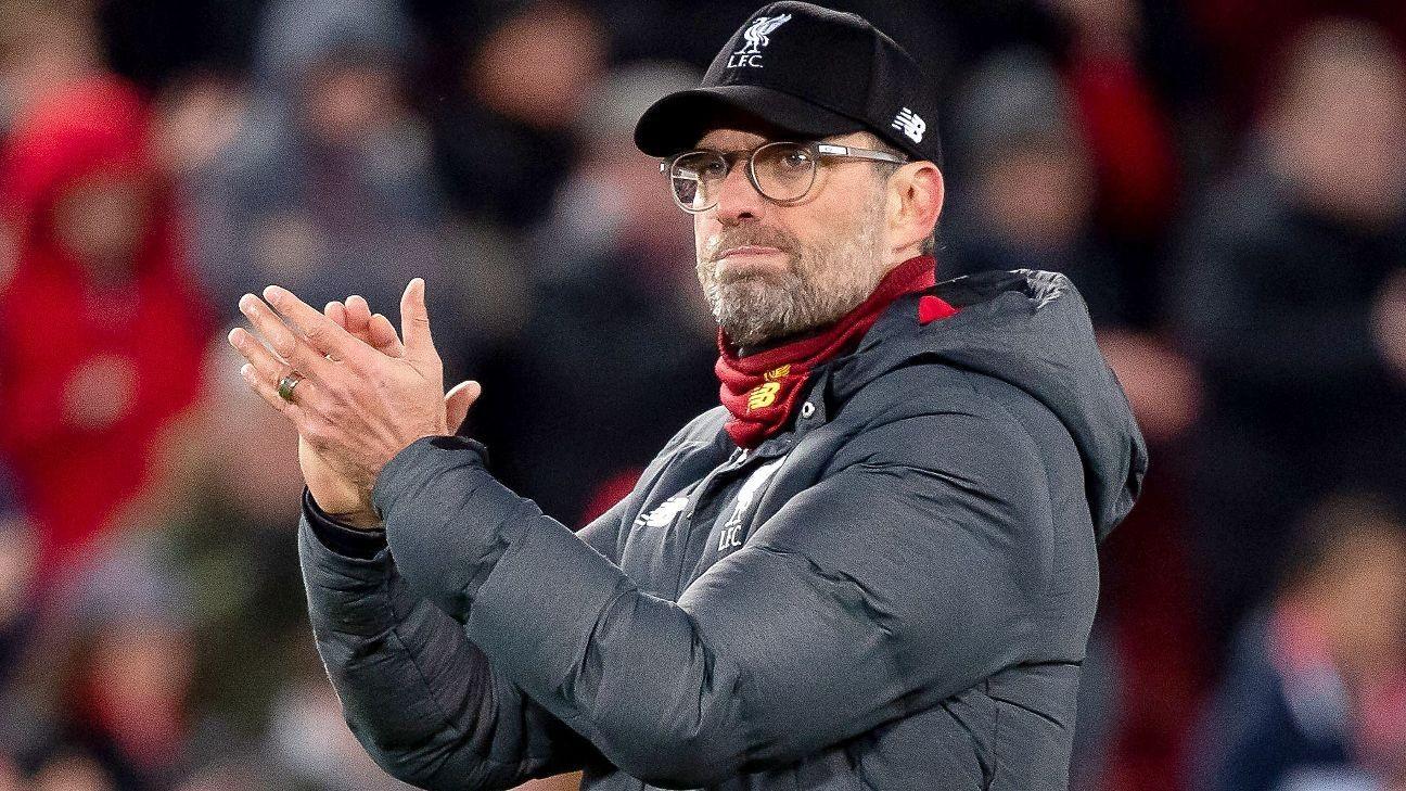 Klopp: Liverpool to look 'internally,' not spend big