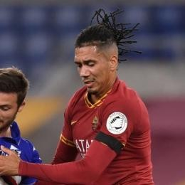 AS ROMA to meet United again on SMALLING's permanent move