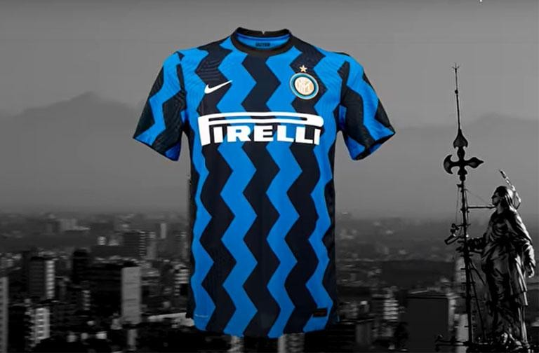 INTER AND NIKE PRESENT THE NEW HOME KIT FOR THE 2020/21 SEASON