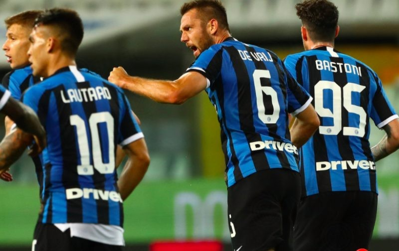 The points are on the board, but Inter were more than fortunate at Parma