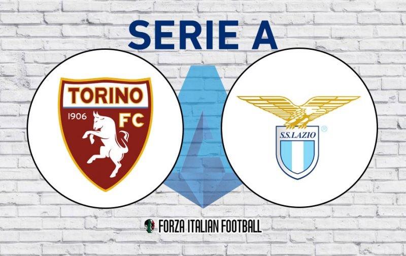Torino v Lazio: Official Line-Ups