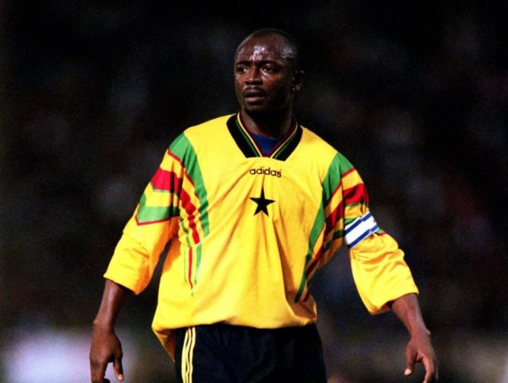 Nii Odartey Lamptey believes Abedi Pele could have won Ghana AFCON 92 if he played in the final