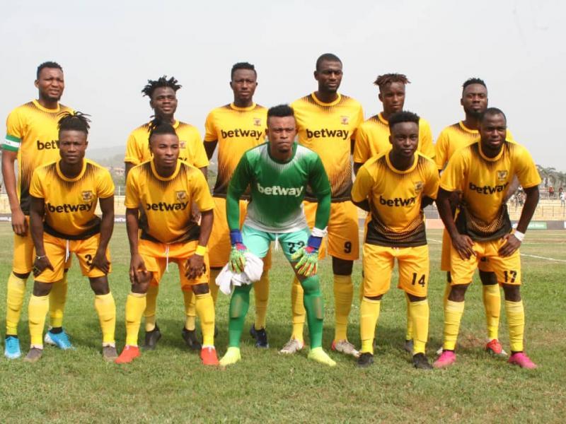 Ashantigold coach Thomas Duah wants 2019/20 GPL season cancelled
