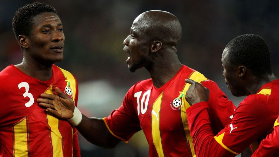 I never had a problem with any player in Black Stars – Stephen Appiah