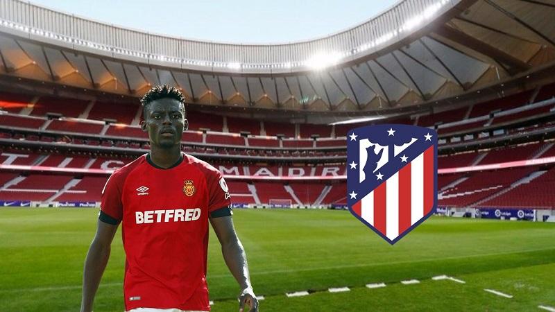 EXCLUSIVE: Atletico Madrid target Mallorca's Iddrisu Baba to replace Thomas Partey