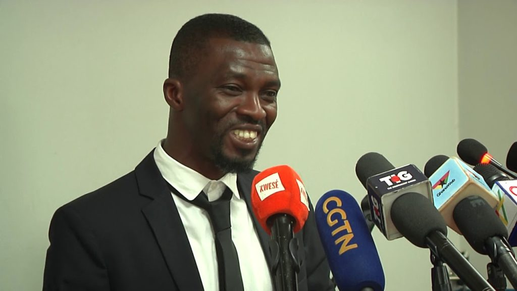 Yussif Chibsah opens up on how he became a player agent