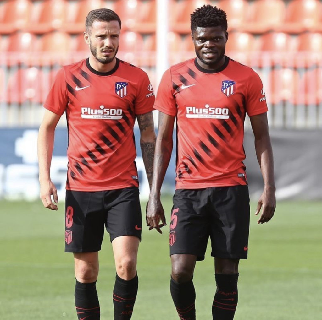 Ghana midfielder Thomas Partey joins fight against RACISM