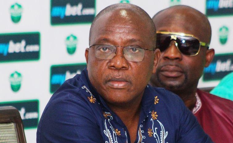 GHALCA boss Kudjoe Fianoo insists clubs can't afford coronavirus test
