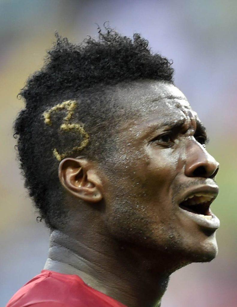 Osei Kofi advises Asamoah Gyan to quit Black Stars