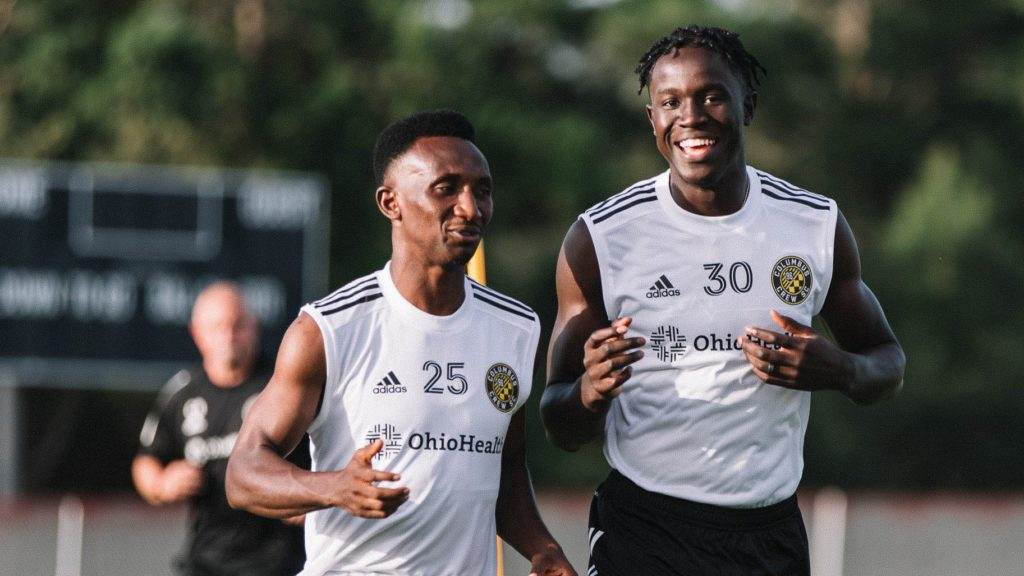 Ghanaian duo arrive in Orlando for 'MLS is Back' tournament