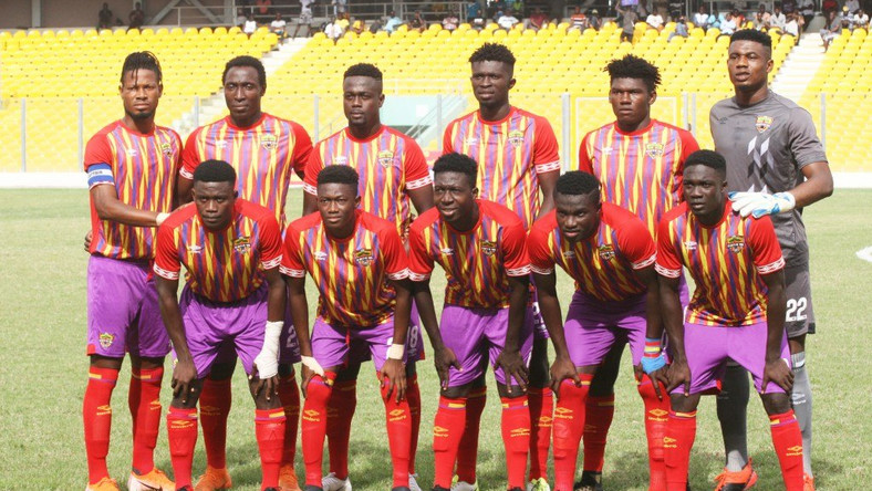 Hearts debunk reports of three months unpaid salaries