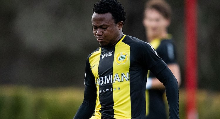 EXCLUSIVE: Ghanaian midfielder Abdul Halik Hudu on trial at Swedish side GIF Sundsvall