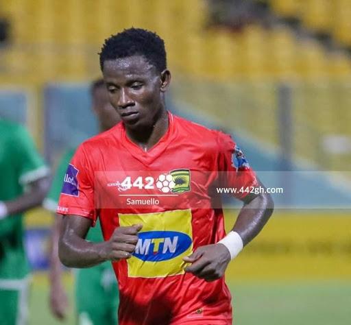 Kotoko defender Ibrahim Imoro denies begging for food