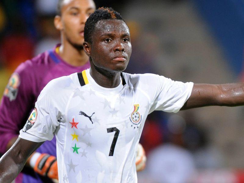 Forgotten former Ghana defender Samuel Inkoom eyes return to playing at top level
