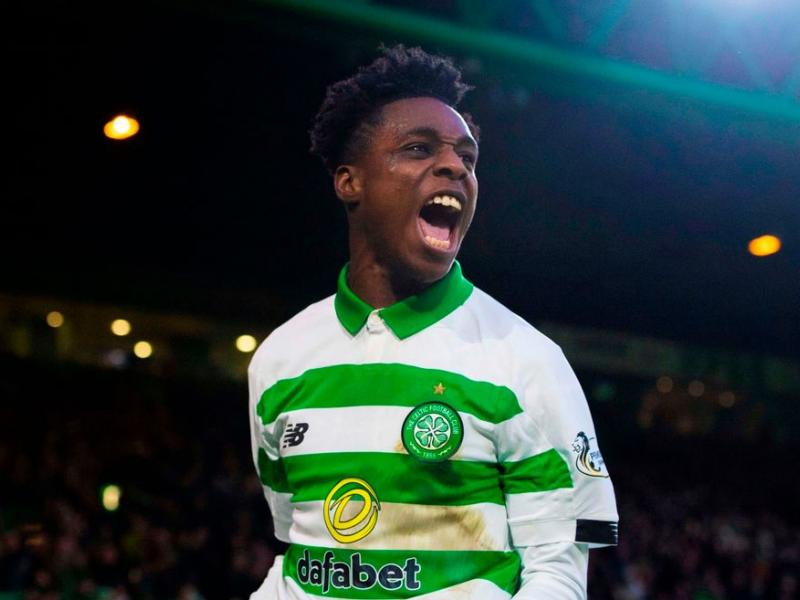 Jeremie Frimpong impressed with Celtic's win over Livingston