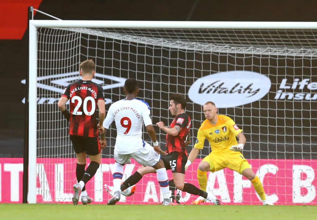 VIDEO: Jordan Ayew finds scoring boot with sublime goal for Crystal Palace