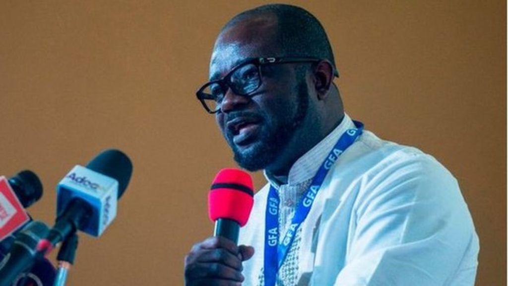 Ghana FA boss Kurt Okraku rubbishes claims of being a dictator
