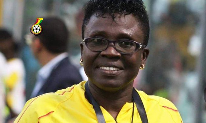 Black Queens coach Mercy Tagoe pleads with GFA to assign psychologist for female national teams