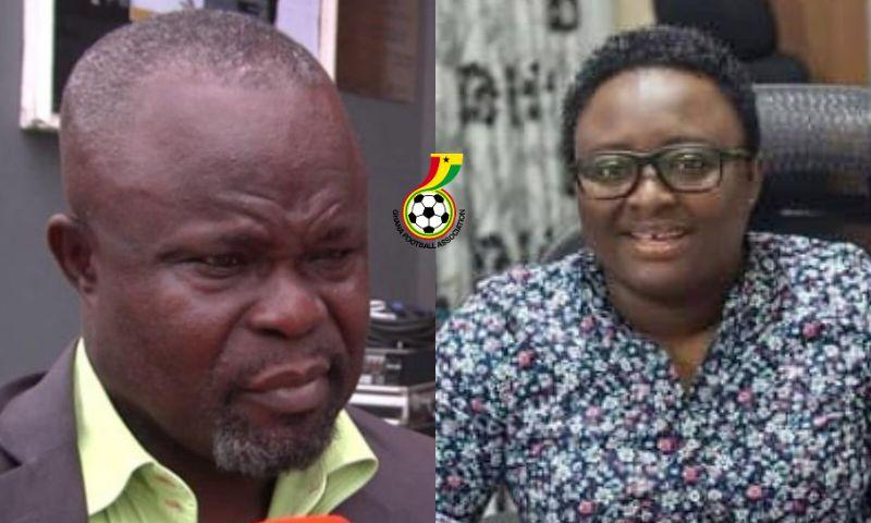 Oduro Sarfo, Oware-Aboagye tasked to develop document on ,Code of Conduct and Education' of female players