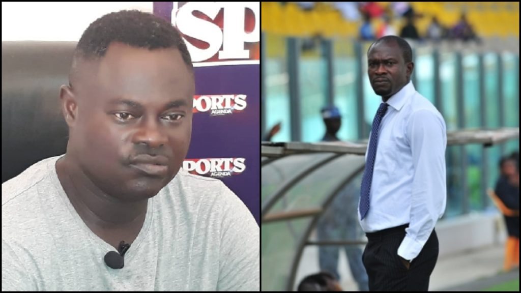 Former Ghana International Odartey Lamptey opens up on why he fell out with CK Akonnor