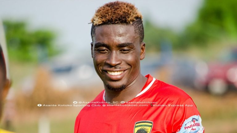 Ex-Kotoko defender Patrick Yeboah open to offers from interested clubs
