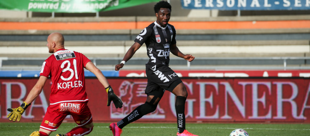 UEFA Europa League: Samuel Tetteh removed from LASK Linz squad; misses dream clash with Manchester United