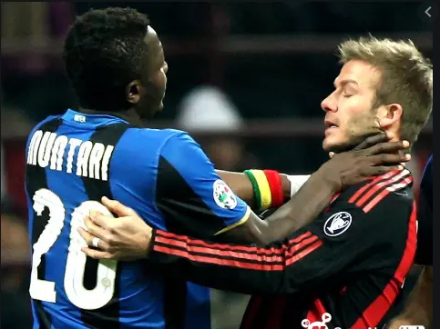 Sulley always wanted the best for his colleagues- Derek Boateng on 'selfless' teammate Muntari