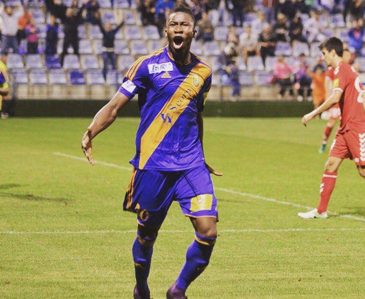 Ghanaian forward Sadam Sulley reveals strong ties with Arsenal star Pierre-Emerick  Aubameyang