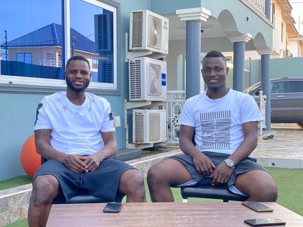 Kotoko midfielder Mudasiru Salifu gets dream lunch date with Ghana star Mubarak Wakaso