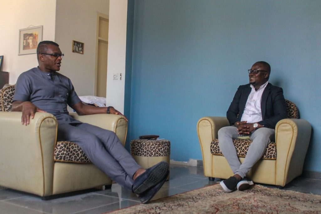 VIDEO: France Legend Marcel Desailly talks about his career, Ghana, Africa football and many more