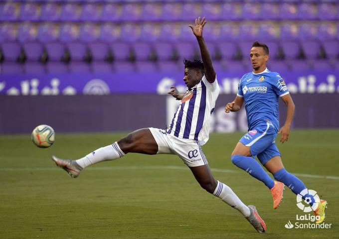 Mohammed Salisu could feature for Real Valladolid Promesas in promotion play offs against Barcelona B