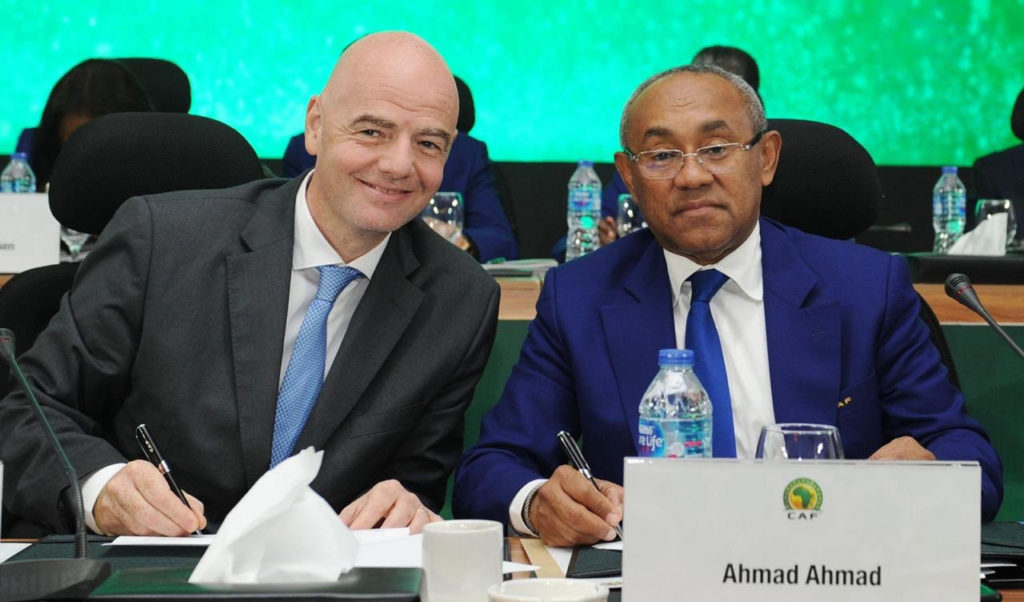 Africa voted unanimously for Australia and New Zealand to host 2023 Women's World Cup