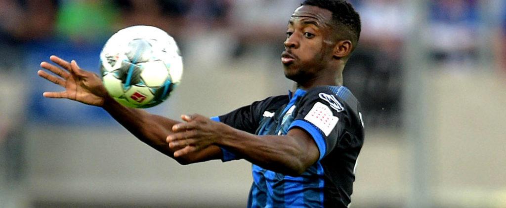 Hannover 96 eye summer move for SC Paderborn midfielder Christopher Antwi-Adjei