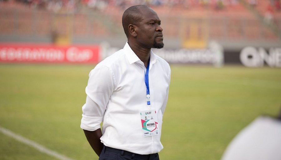 Black Stars coach Akonnor: I tried to motivate Kotoko at half-time against Al Hilal