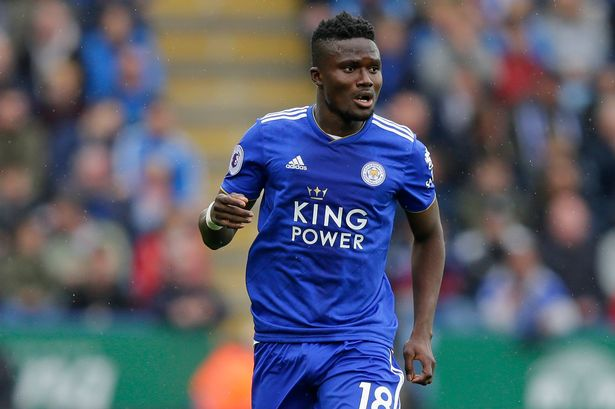 Daniel Amartey among the lowest earners at Leicester