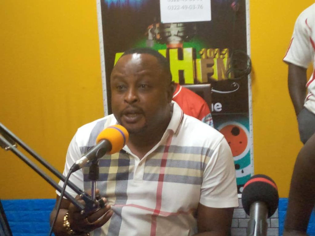 We want to represent Ghana in Africa- Ashantigold coach Thomas Duah
