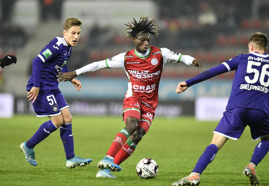 EXCLUSIVE: Belgian giants Anderlecht submit loan offer for Ghana defender Gideon Mensah