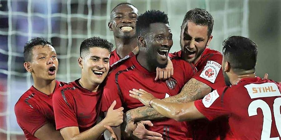 Gyan is like a friend next door, either dancing or partying- NorthEast United roommate Panagiotis Triadis