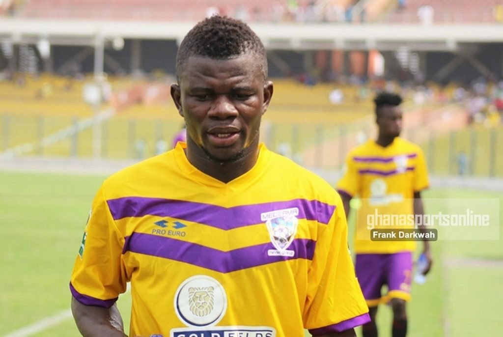 Medeama star Kwasi Donsu confident of playing for Black Stars