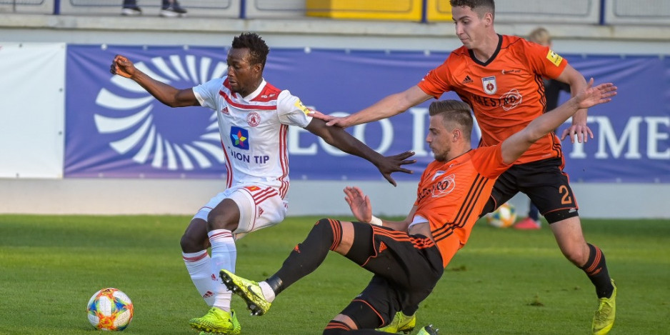 FIVE top-flight clubs in Europe fight for Ghana talented youth star Osman Bukari