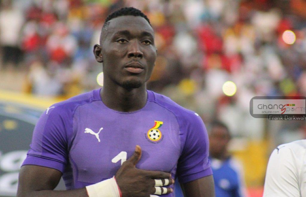 Maritzburg goalkeeper Richard Ofori named as Ghana second deputy captain